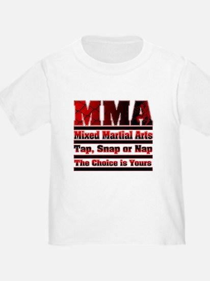 MMA - Mixed Martial Arts T