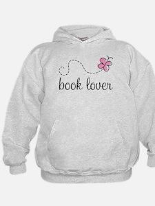 Cute Book Lover Hoodie