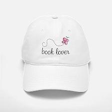 Cute Book Lover Baseball Baseball Cap