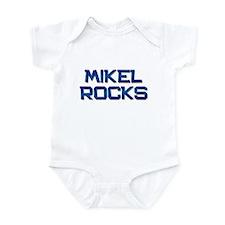 mikel rocks Infant Bodysuit
