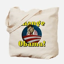 Unique Obama nope Tote Bag