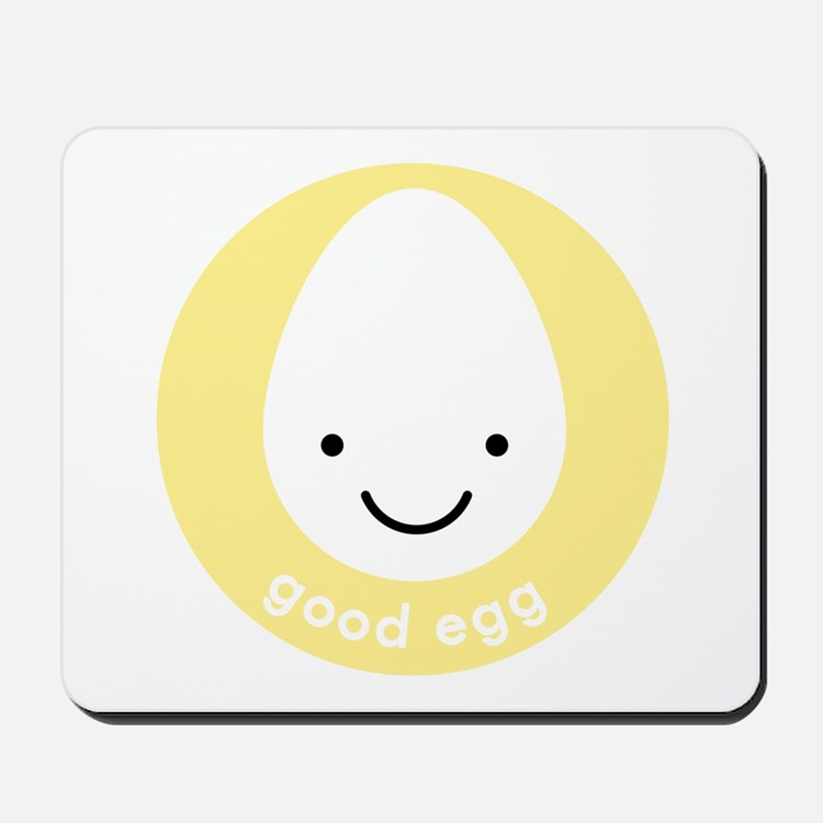 Good Egg Mousepad