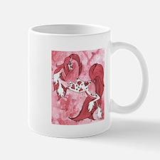 Pink Valentine small Mug