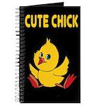Cute Chick Journal