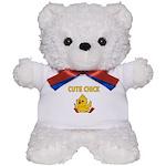 Cute Chick Teddy Bear
