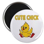 Cute Chick Magnet