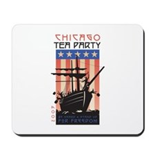 Chicago Tea Party 2009 Mousepad