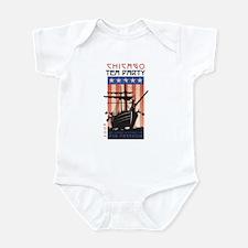 Chicago Tea Party 2009 Infant Bodysuit