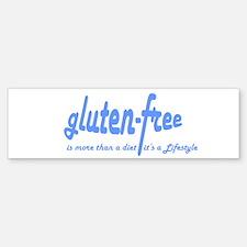 gluten-free Lifestyle Bumper Bumper Bumper Sticker