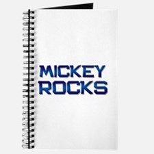 mickey rocks Journal