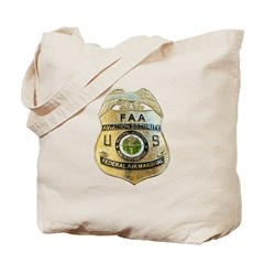 Air Marshal Tote Bag