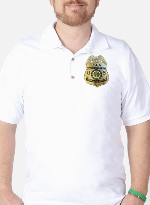 Air Marshal Golf Shirt