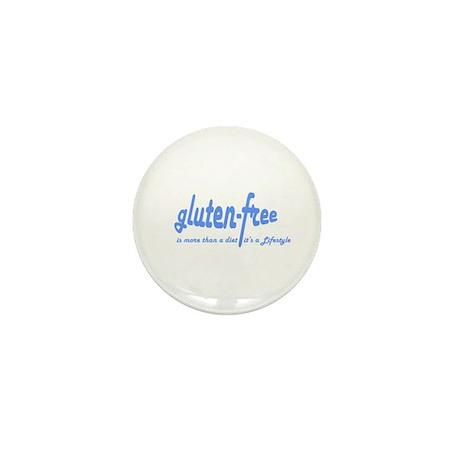 gluten-free Lifestyle Mini Button (10 pack