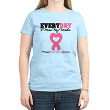 Breast Cancer Miss Mother T-Shirt