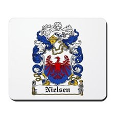 Nielsen Coat of Arms Mousepad