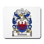 Nielsen Coat of Arms Mousepad