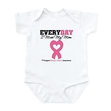 Breast Cancer Miss Mom Infant Bodysuit