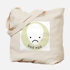 Bad Egg Tote Bag