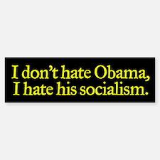 Anti-Obama Bumper Bumper Bumper Sticker