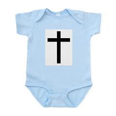 Christian Cross Infant Creeper