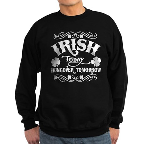 Irish Today Sweatshirt (dark)