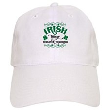 Irish Today Baseball Cap
