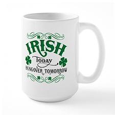 Irish Today Mug