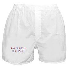 Buy American Boxer Shorts