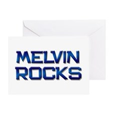 melvin rocks Greeting Card