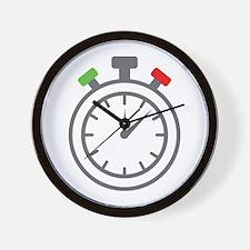 stop watch Wall Clock
