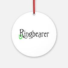 Ringbearer's Ornament (Round)