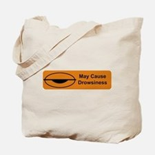 Drowsiness Tote Bag