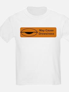 Drowsiness Kids T-Shirt