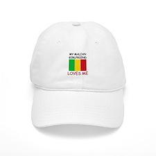 My Malian Girlfriend Loves Me Baseball Cap