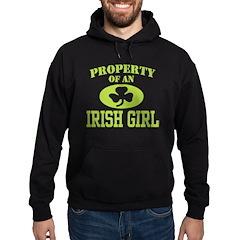 Property of an Irish Girl Hoodie