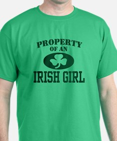 Property of an Irish Girl T-Shirt