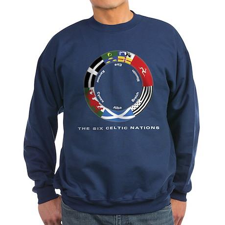 Celtic Nations Sweatshirt (dark)