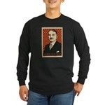 Ludwig von Mises Long Sleeve Dark T-Shirt
