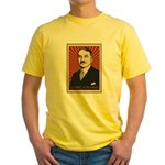 Ludwig von Mises Yellow T-Shirt