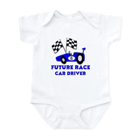 Future Race Car Driver Infant Bodysuit
