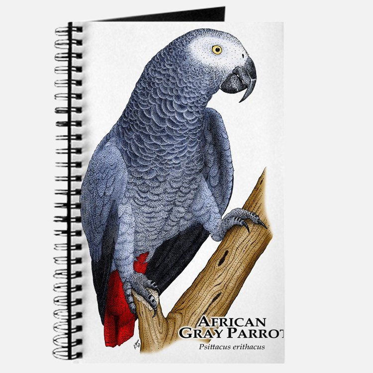 African Gray Parrot Journal