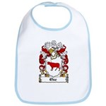 Oxe Coat of Arms Bib
