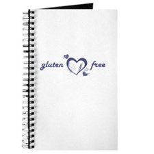 gluten free - hearts, denim Journal