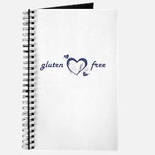 gluten free - hearts, denim Journal