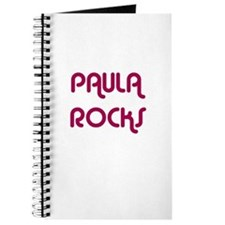 PAULA ROCKS Journal