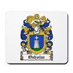 Oxholm Coat of Arms Mousepad