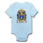 Oxholm Coat of Arms Infant Creeper