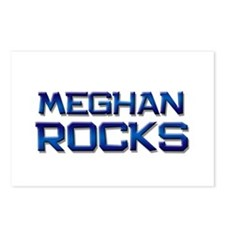 meghan rocks Postcards (Package of 8)