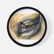 M-eye Window Wall Clock