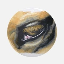 M-eye Window Ornament (Round)